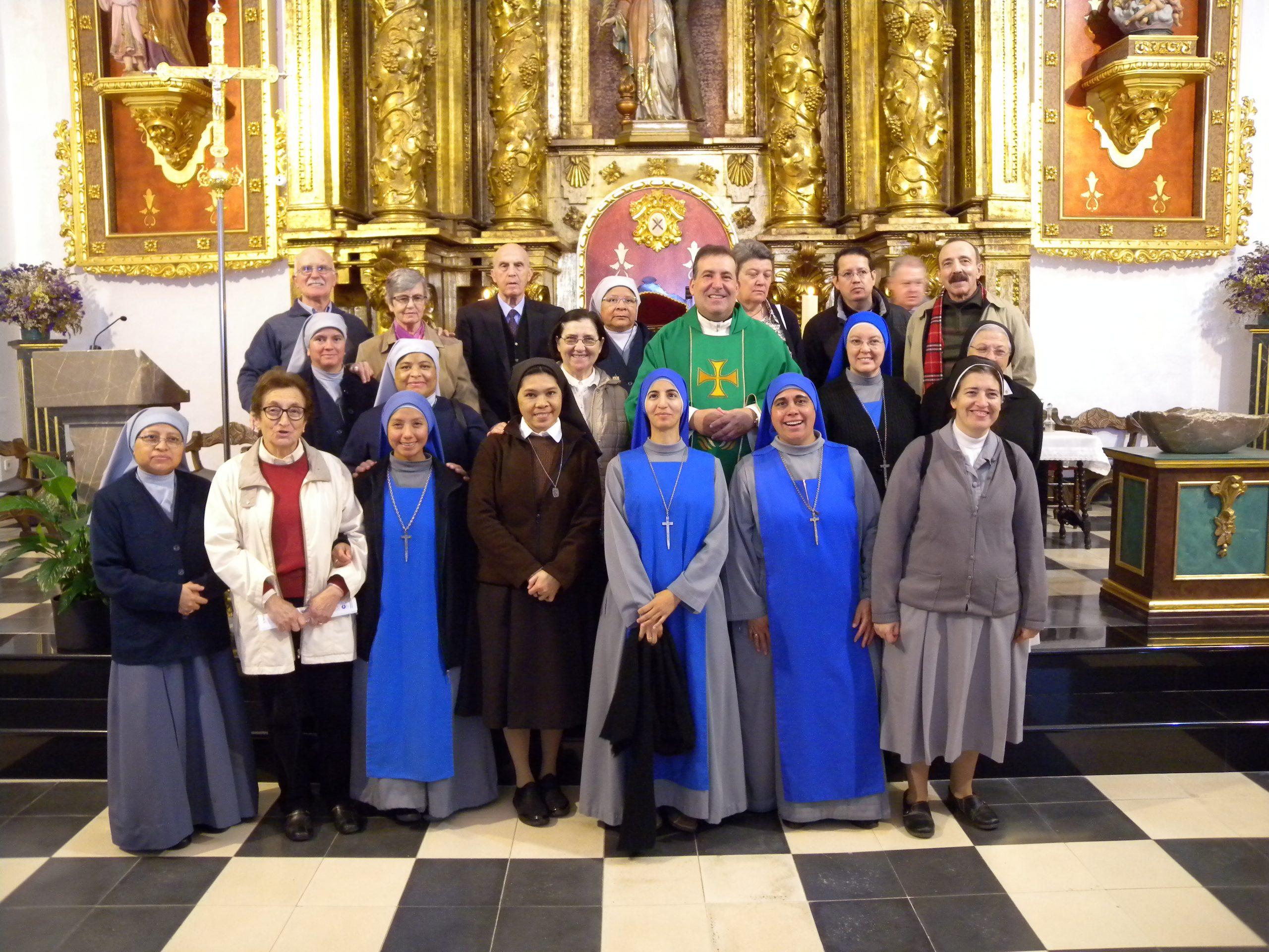 PEREGRINACIÓN DE LA VIDA RELIGIOSA A PUIG DE MISSA DE STA. EULALIA
