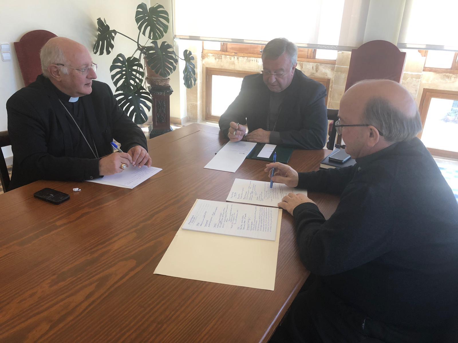 Reunión insular entre Obispos