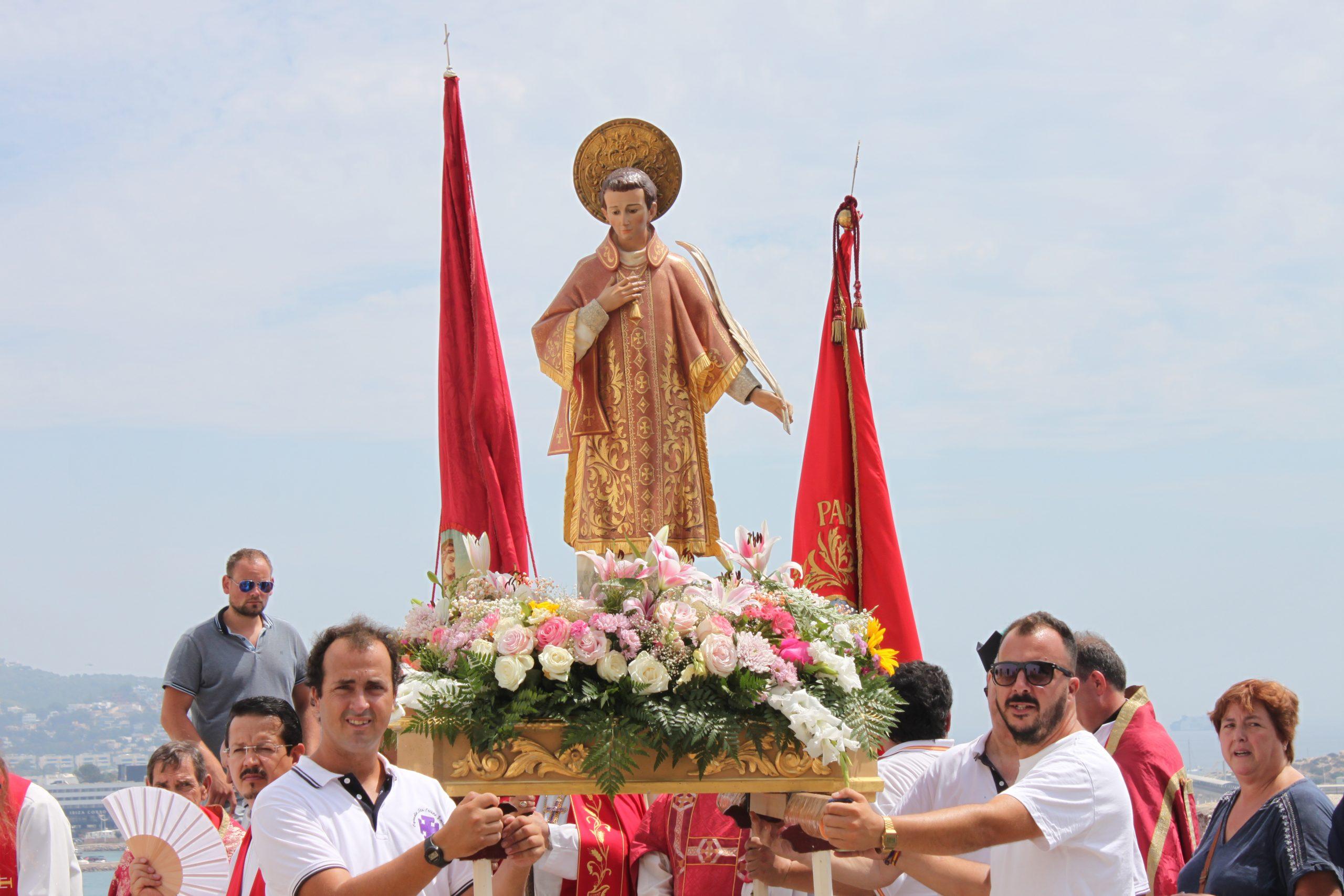 HOMILIA EN LA FIESTA DE SAN CIRIACO, DIACONO Y MARTIR, PATRONO DE IBIZA Y FORMENTERA Santa Iglesia Catedral 8de agosto de 2019
