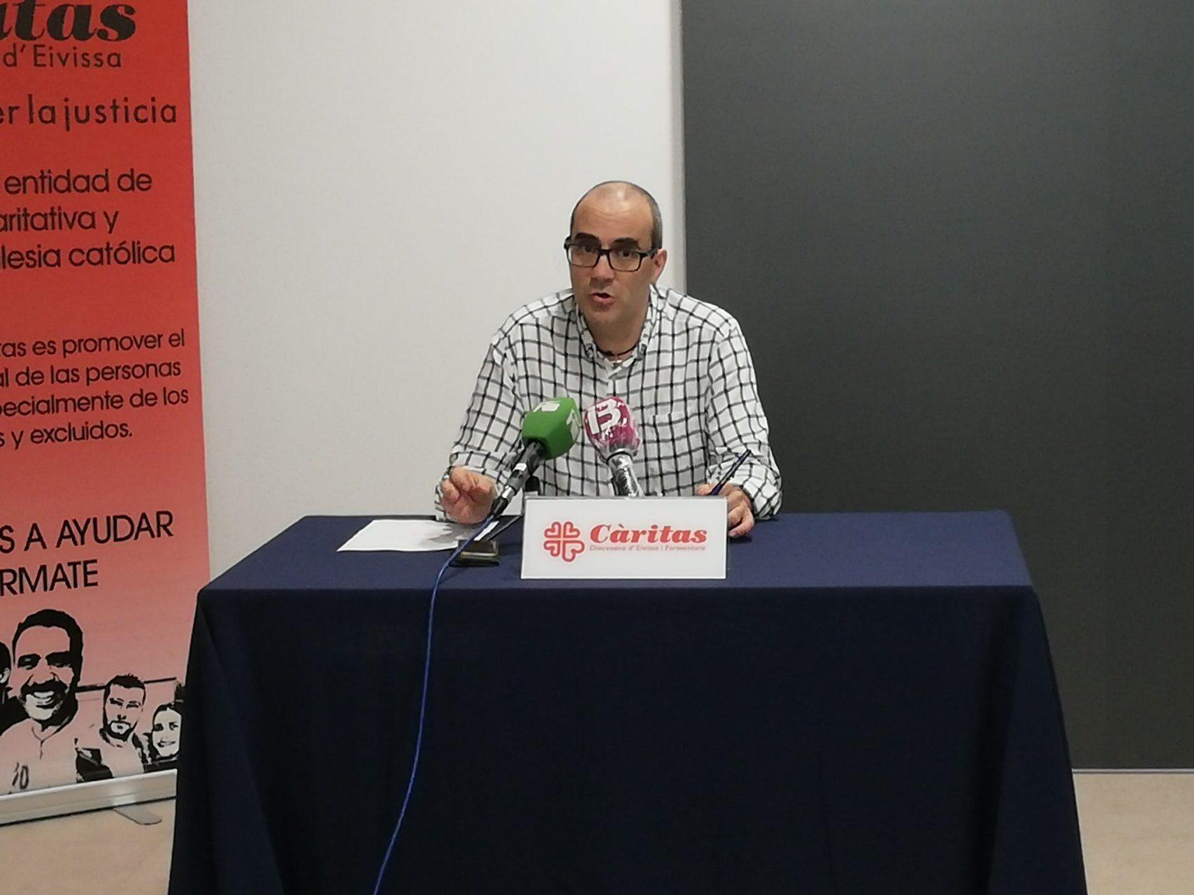 PRESENTACIÓN DE LA MEMORIA ANUAL DE CÁRITAS 2019