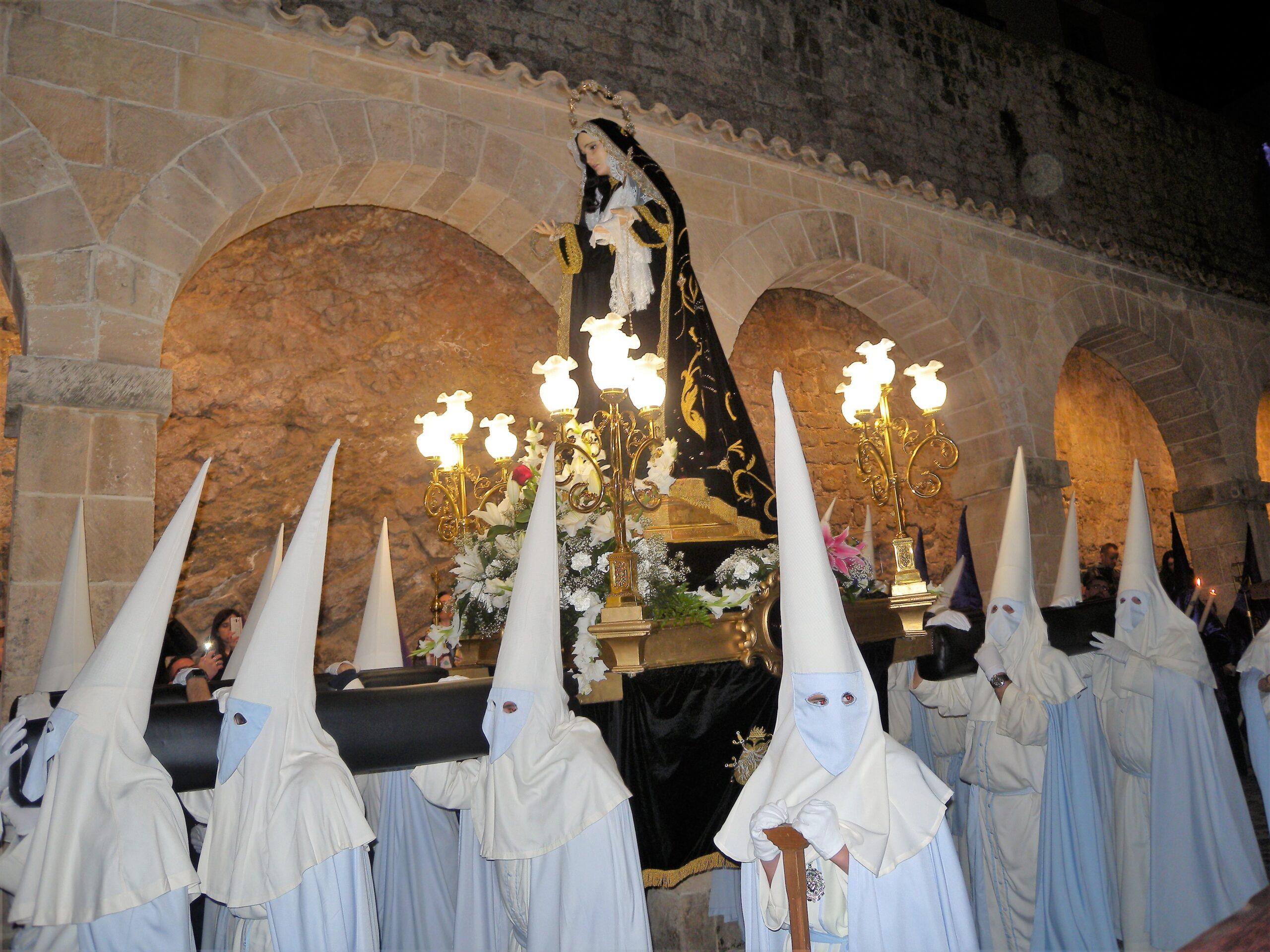 Se suprimen las procesiones de Semana Santa en Ibiza y Formentera