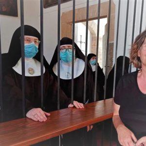 SOR CHIARA ALBA POBRE DE MARÍA PROFESA LOS VOTOS PERPETUOS