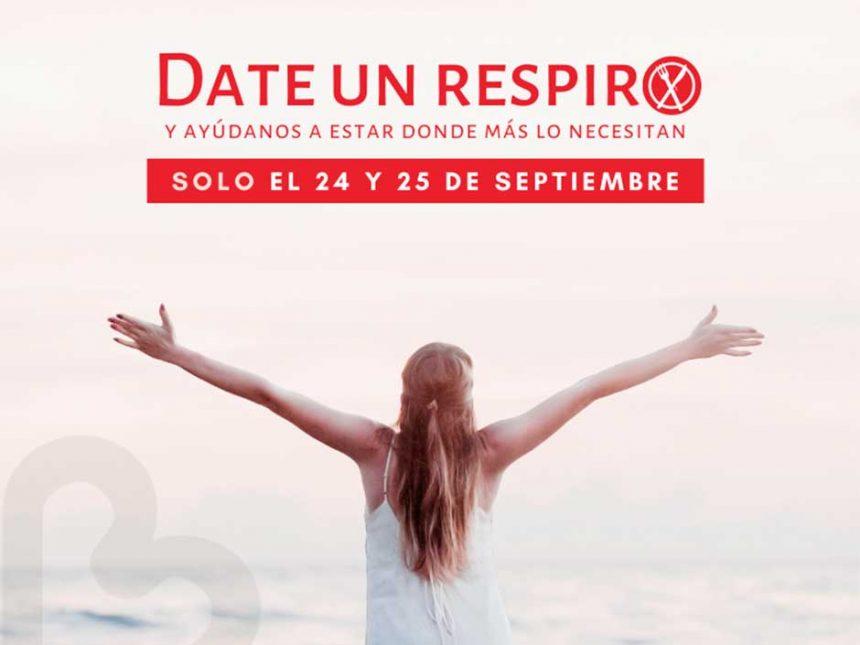 """JORNADAS SOLIDARIAS """"DATE UN RESPIRO"""""""